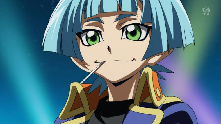 Théorie sur Arc-V : Ray a créé Reiji, pour son père ? Ruri s'est créée, un frère... Shun ?