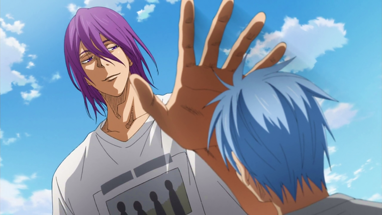 Théorie sur Kuroko no Basket : La Haine de Murasakibara.