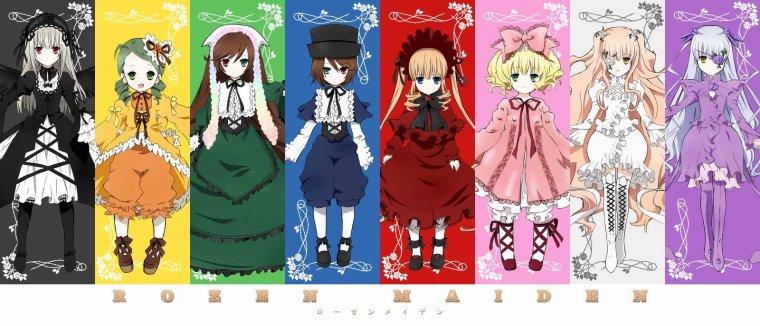 Présentation de Rozen Maiden : Openings, Résumé, Anecdotes sur le Manga et Avis.