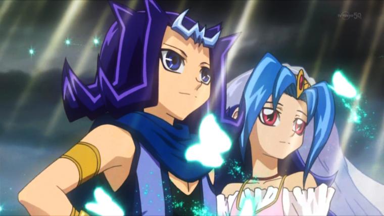 7 Mystères dans un Anime/Manga/Jeu-Vidéo : Episode 1 : Yu-Gi-Oh ! ZeXal.