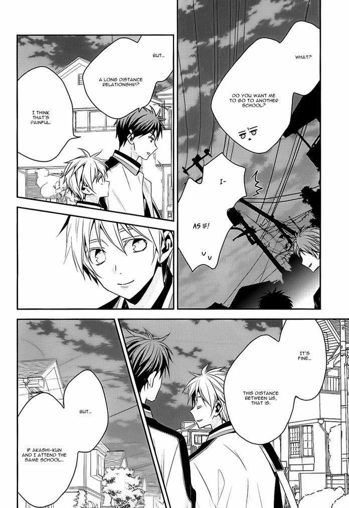 """Doujinshi : """"Kuroko Tetsuya is Mine"""" (AkaKuro) - Partie 2/3."""