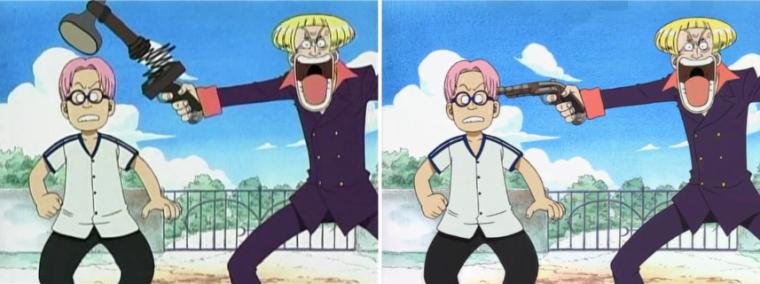 L'Influence de 4Kids, sur les Animes qu'elle licencie.