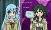 "Colo de Milady ""Lily"" Heartland et d'Asumu Kisaragi."