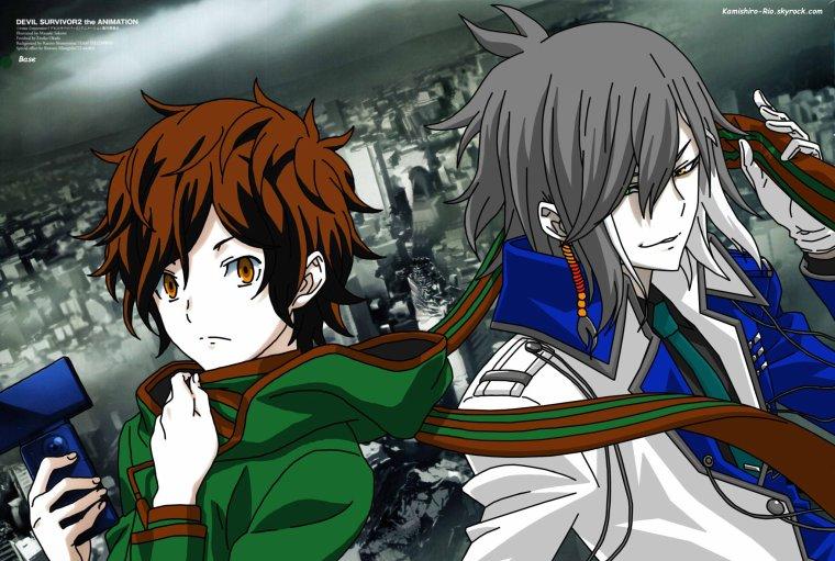 Colo d'Haruka et de Natsuki (Complète).