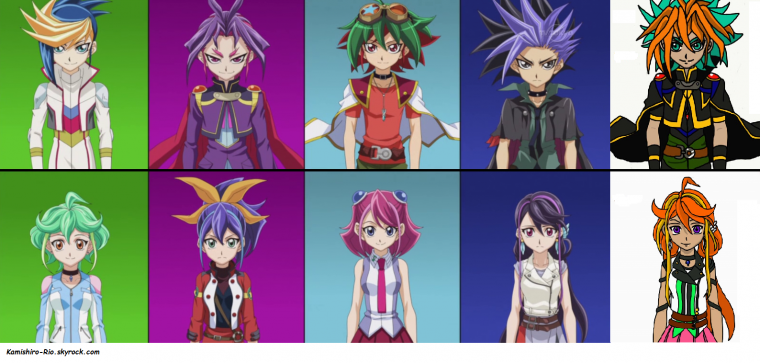 OS, sur Arc-V : Home Sweet Home (Partie 2).
