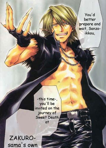 Mon Top 15 des Meilleurs Antagonistes de Saiyuki + Mini-Théorie et Explications ;D !