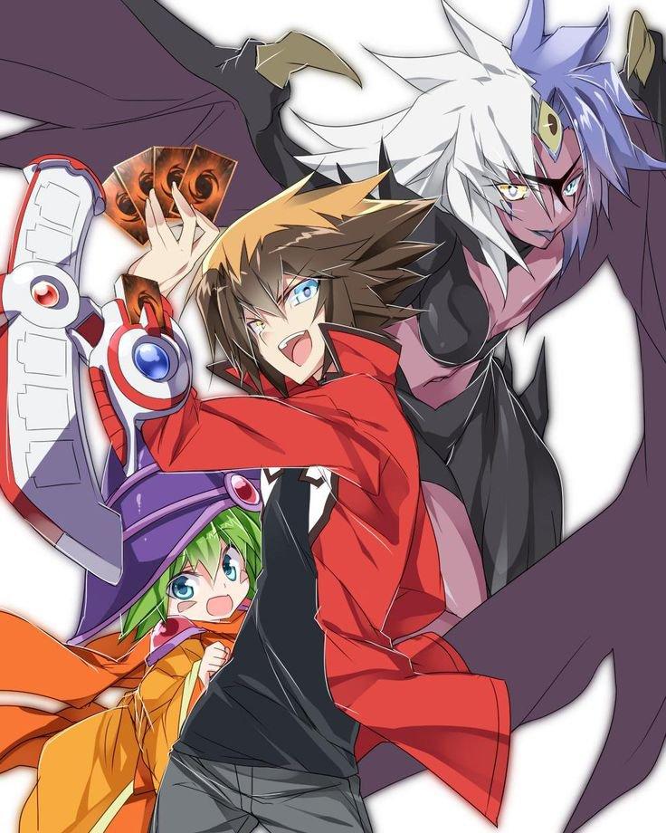 Théorie/Mystère sur Yu-Gi-Oh ! GX : Une Idée Abandonnée, par les Réalisateurs ?