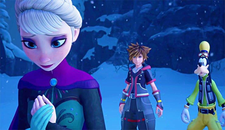 Théorie sur Kingdom Hearts III : Les 7 Nouveaux Coeurs Purs de Lumière, les Nouvelles Princesses de Coeur et leurs Provenance.