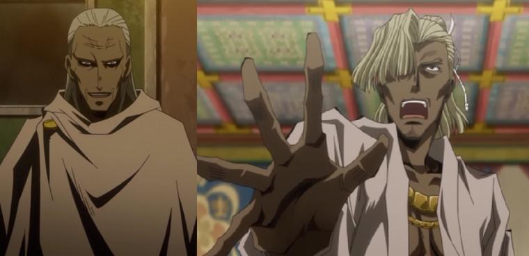 Personnages de Saiyuki : Les Antagonistes Secondaires ~ ^o^ !