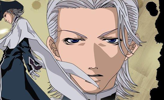Personnages de Saiyuki : Les Dieux et Autres Entités Importantes ~ ^o^ !