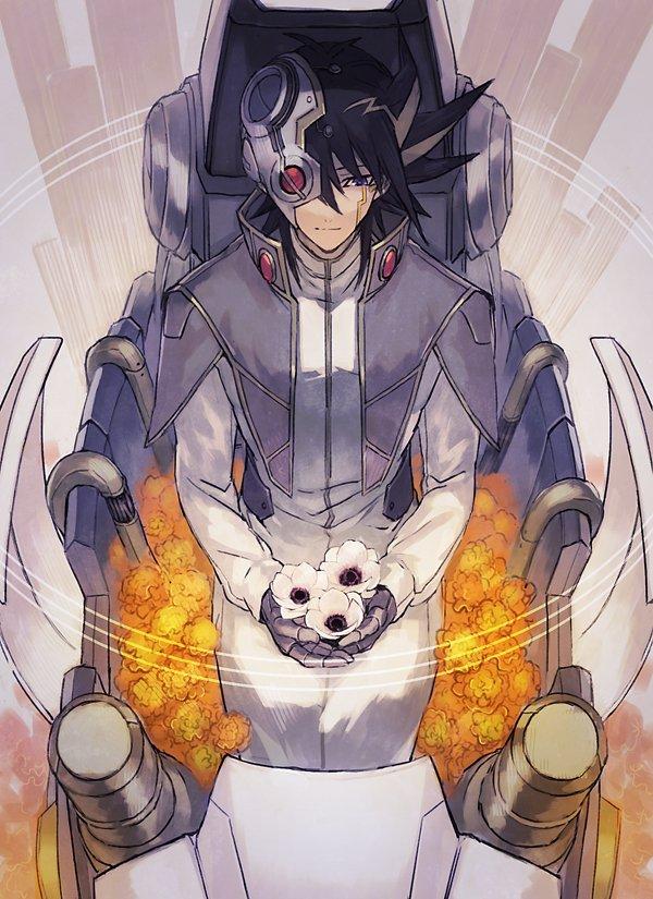 Théories sur VRains : King, Jin et Lightning (Oh ce Titre ! XD).
