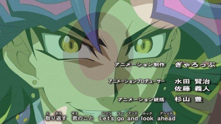Yusaku, Ai et Roboppy + micro-Théorie sur la suite  ;) !
