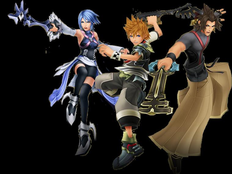 Les Etymologies dans Kingdom Hearts.