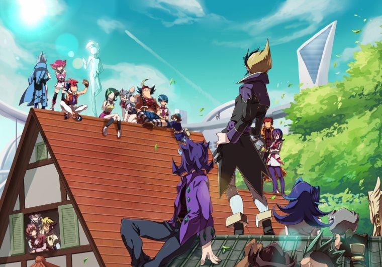 Yu-Gi-Oh Fanfiction - Vérités et Conséquences - Chapitre 8.