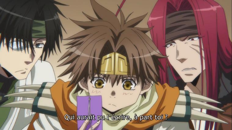 Saiyuki : La Fête des Etoiles - Partie 2/3.