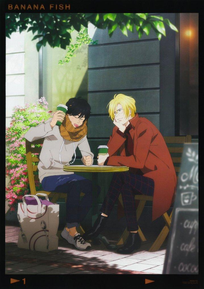 Présentation de l'Anime : Banana Fish.