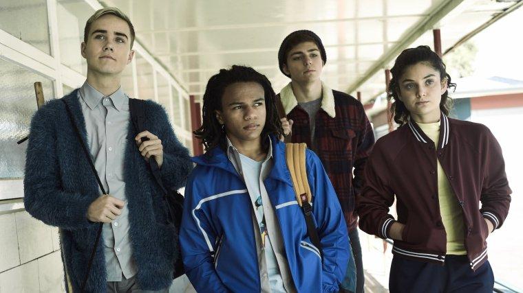 Présentation de la Série : Nowhere Boys (GROS COUP DE COEUR :D !).