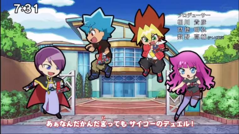 Yu-Gi-Oh ! Sevens - Commentaire sur l'Episode 1 + Clins d'Oeil Relevés.