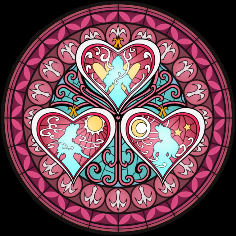 Paliers de l'Eveil : Versions Princesses (Kingdom Hearts).