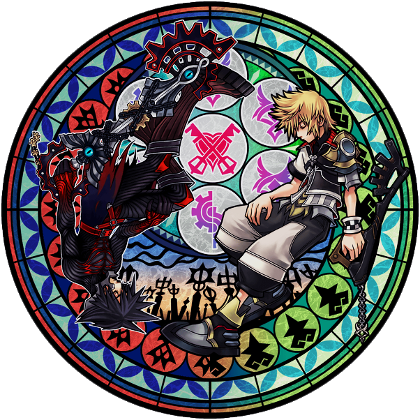 Paliers de l'Eveil : Versions Sora & Ventus/Vanitas (Kingdom Hearts).