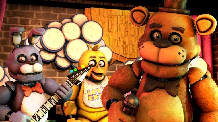 Astuces sur Five Nights at Freddy's (le Premier Jeu).