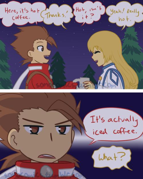 Lloyd est méchant avec Colette ! XD