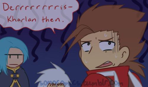 La Lâcheté de Lloyd ! XD
