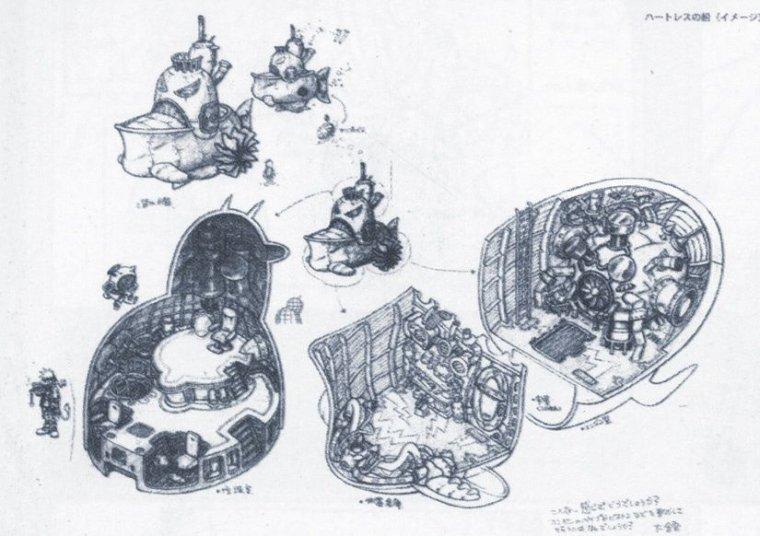 Mini-Théorie sur Kingdom Hearts : l'Origine de Île du Destin ?