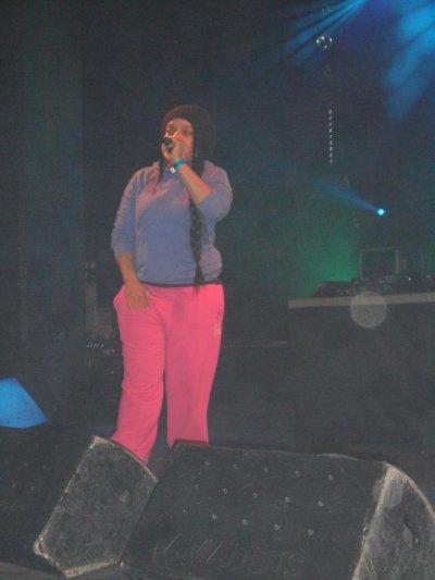 CABARET ALEATOIRE LE 3 NOVEMBRE 2011
