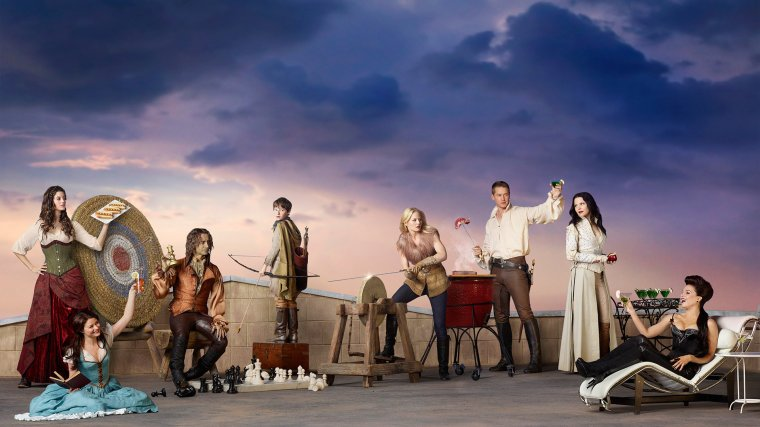 Once Upon a Time FiLM / SÉRiE / ACTEUR