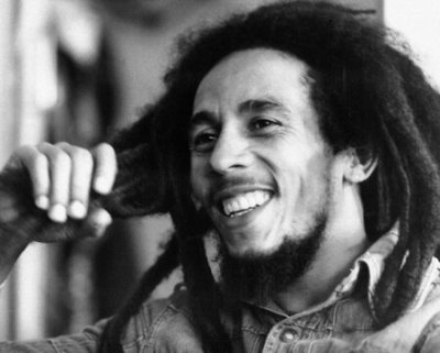 Bob Marley, the king of Reggea ...