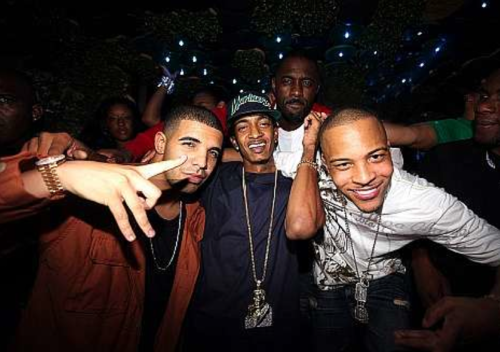 Drake  feat T.I. - Headline  - (remix)