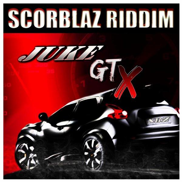 JUCKE GT X RIDDIM / SA KA BRINNIN (2012)
