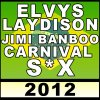 ALLBLACKSTUDIO / CARNIVALSEX|ALLBLACKSTUDIO | (2012)