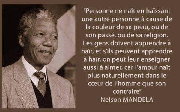 R.I.P Nelson Mandela (1918-2013) :(