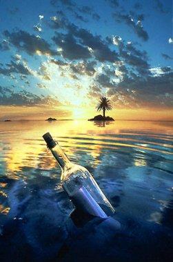 Soprano - Comme une bouteille à la mer
