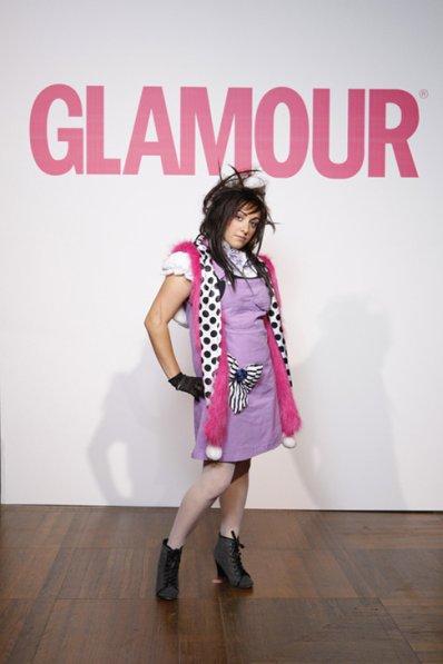 Tira Misouh Au plus grand défilé de mode du monde des Galeries Lafayettes!