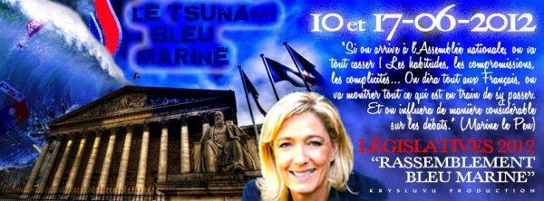 Législatives 2012 !!! Mobilisons nous !!!