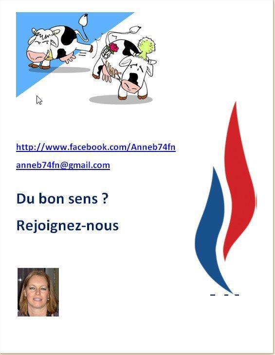 Anne Bardoux : candidate Rassemblement bleu Marine pour la 4ème circonscription de Haute-Savoie (74)