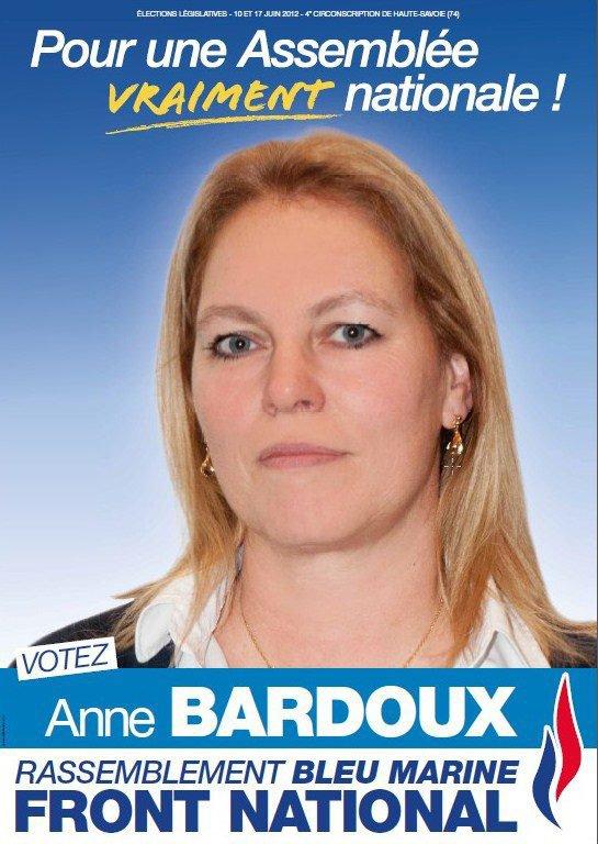 Candidate sur la 4eme circonscription de haute-savoie !!