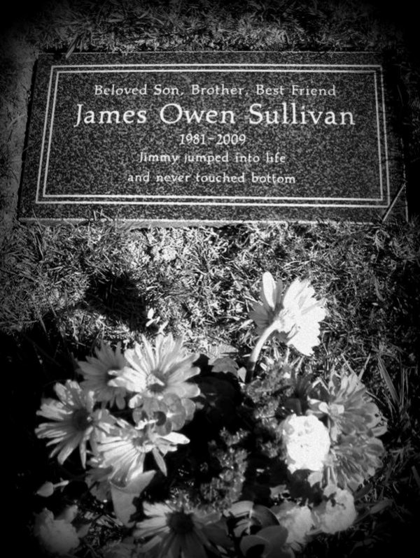 ✝ James Owen Sullivan  ✝