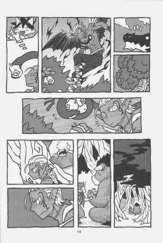 Yondemasuyo Azazel-san dj – gouman doragon to kaiinu partie 2