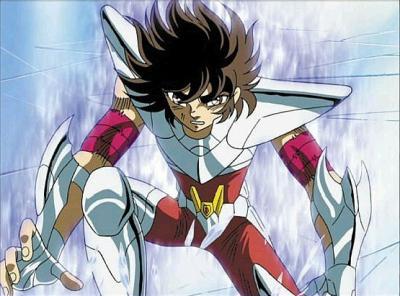 Pegasus no Seiya (星矢)