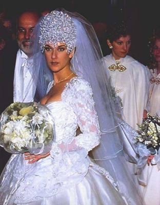 le mariage de celine dion