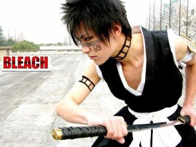 Cosplay Hisagi Shuuhei