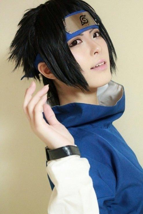 Cosplay Sasuke.