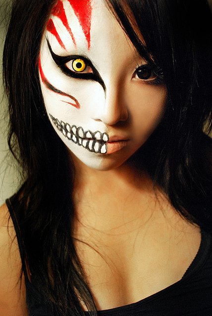 Make Up masque d'Ichigo *^*