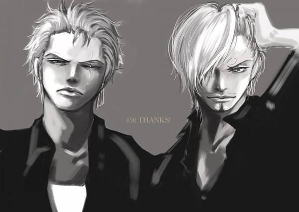 Zoro & Sanji