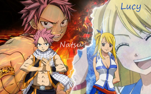 Fairy Tail montage. #N