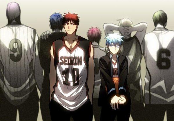 kuroko no basket saison 2 !